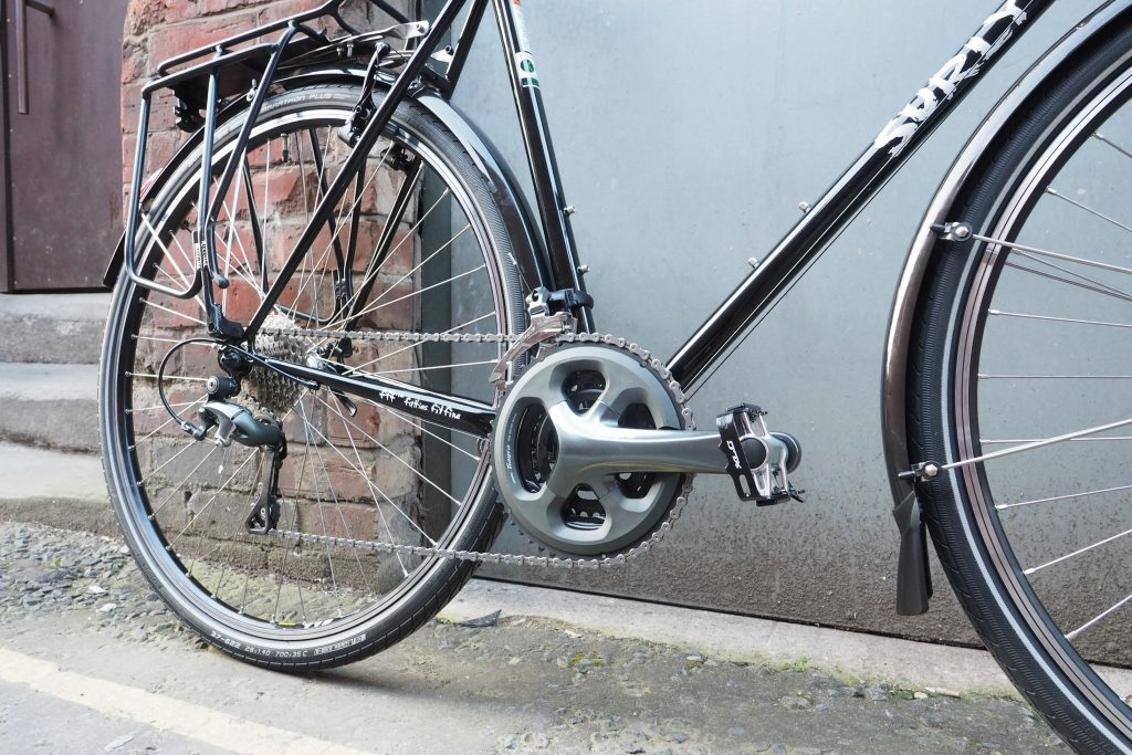 Surly Cross Check Keep Pedalling