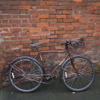 Beefy Single Speed Custom Surly Crosscheck