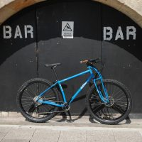 Jones Bike - Custom Blue 1 x 10