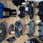 Our wall of Wildcat bikepacking gear