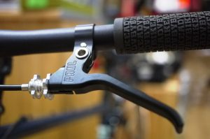 Paul Components Brake Levers - lush stopping power!