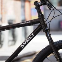 Surly Karate Monkey Black 2018