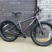 Custom Surly Pugsley