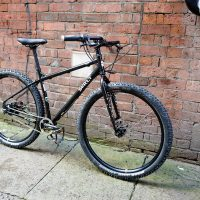 Vic's custom, Rohloff hub equipped, Surly Ogre