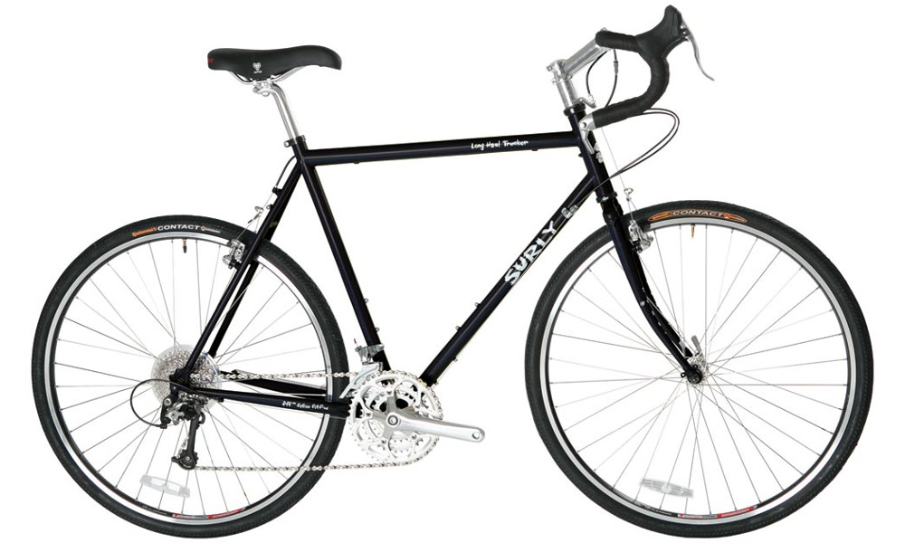 Surly Long Haul Trucker in Blacktacular