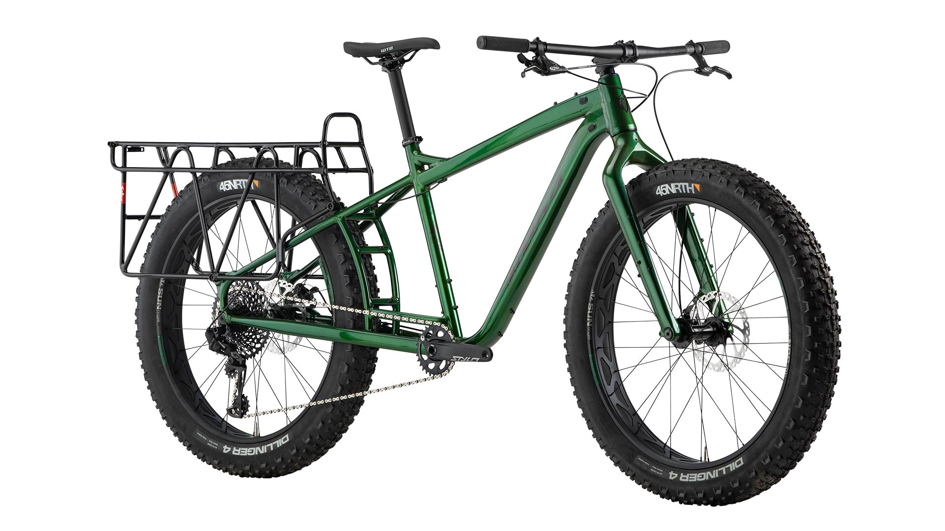 Salsa 2020 Blackborrow GX Eagle in Green