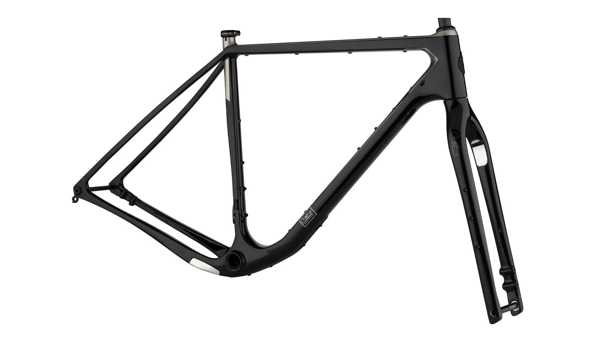 Salsa Cutthroat 2020 Frameset in Black