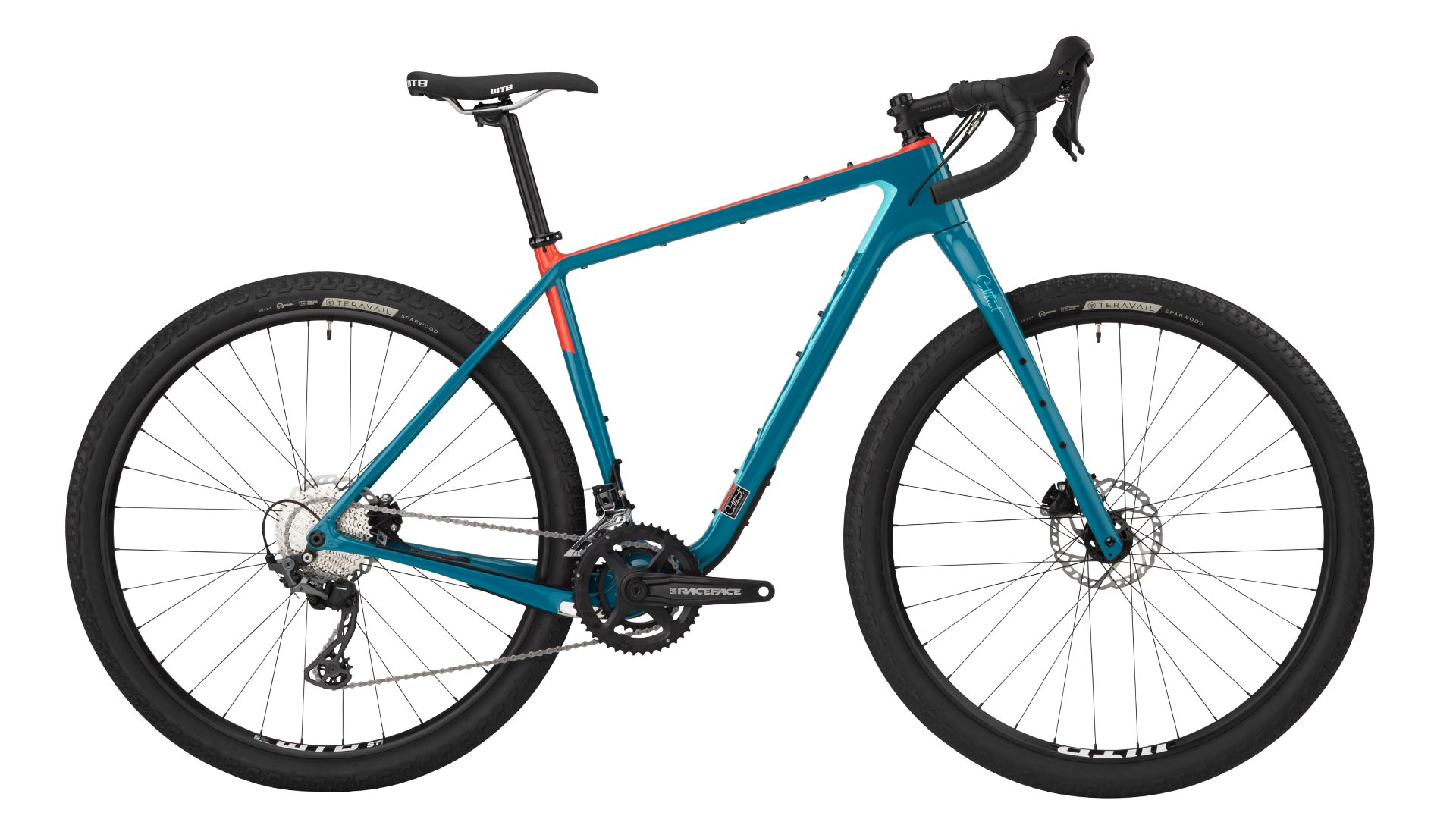 Salsa Cutthroat 2020 GRX 600 in Teal