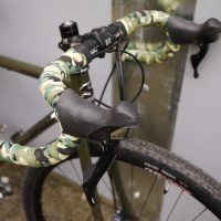 A camo custom Surly Stragglers