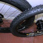 Rohloff wheels for a Surly Troll