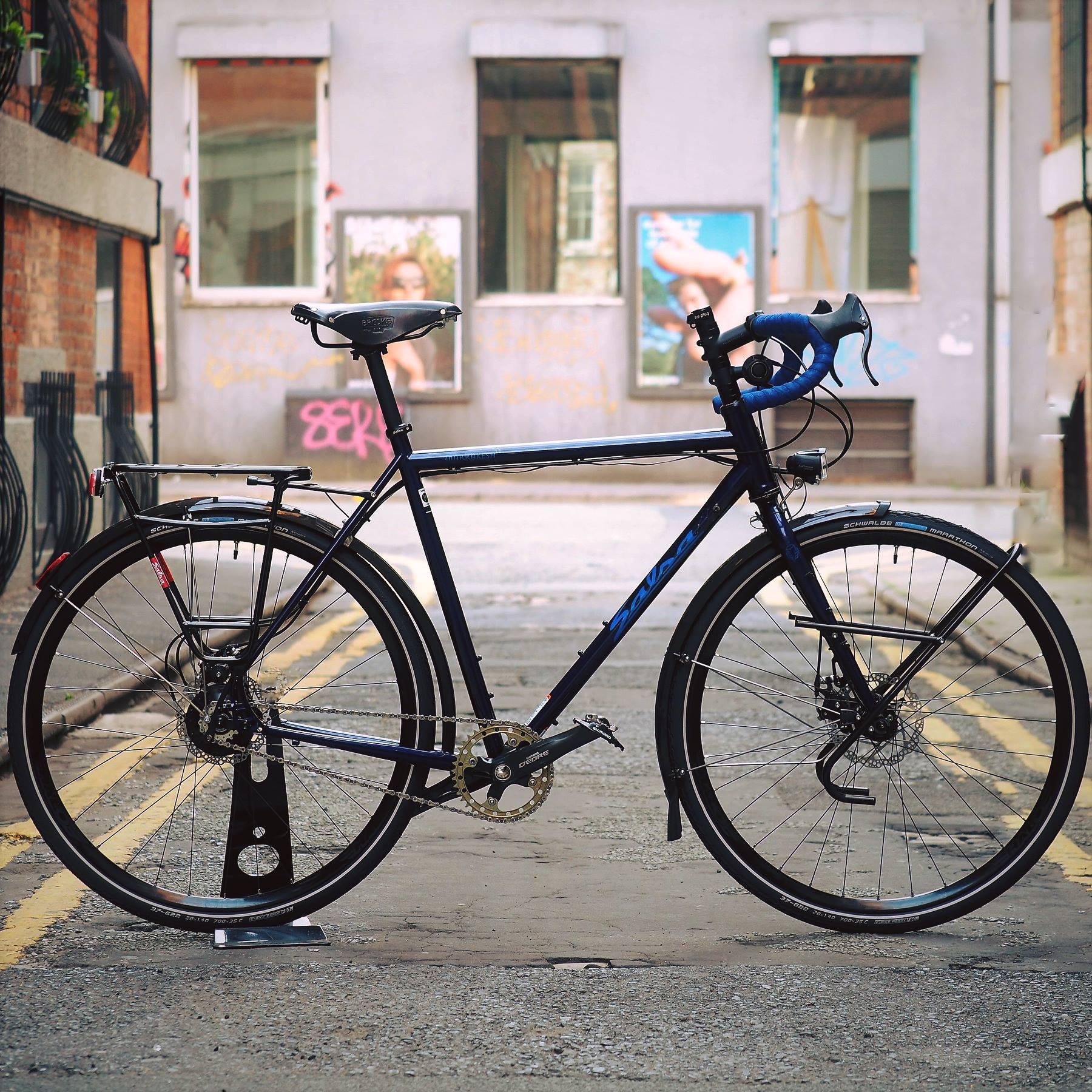 Salsa Cycles – Keep Pedalling